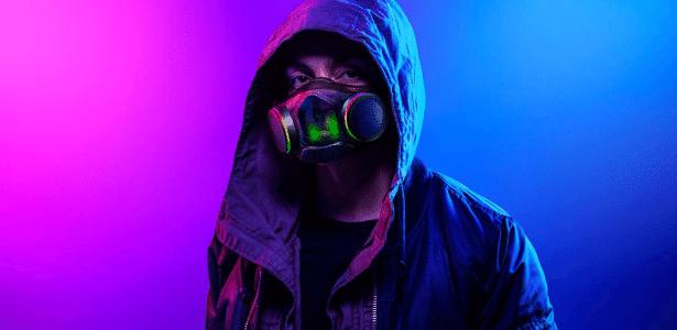 Razer lança máscara gamer contra covid-19 e estoque esgota em minutos