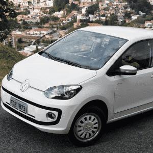 Volkswagen White up! TSI - Murilo Góes/UOL