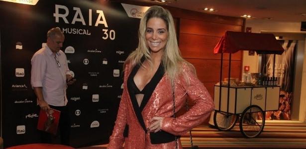 """Danielle Winits será uma das atrações do Viva no elenco do antigo """"Zorra Total"""" - Thyago Andrade/Foto Rio News"""