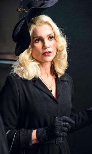 Flávia Alessandra viverá a vilã Sandra na novela