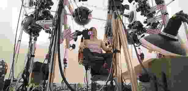"""Norman Reedus em """"Death Strading"""" - Divulgação - Divulgação"""