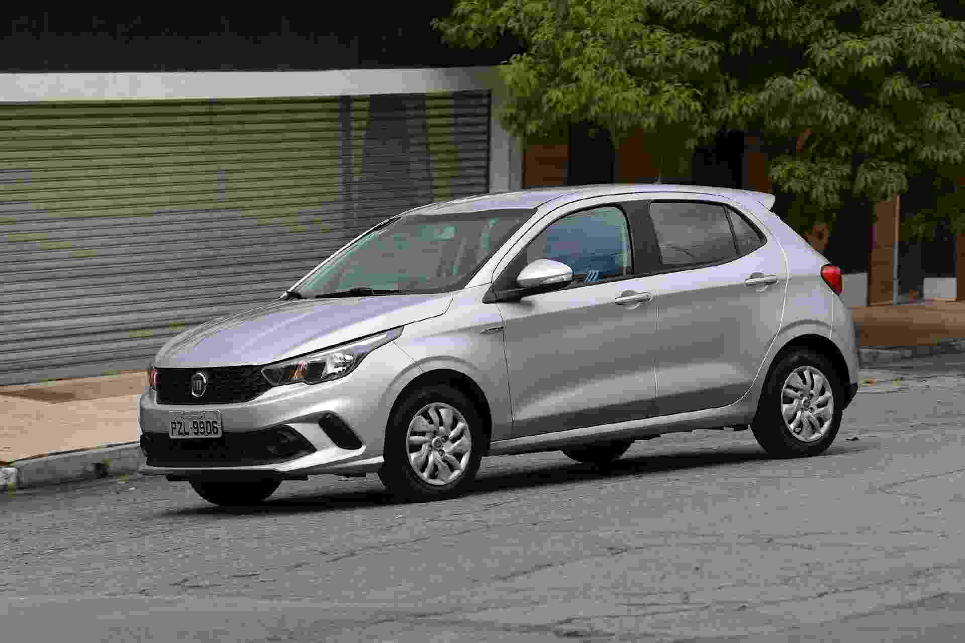 Fiat Argo Drive - Murilo Góes/UOL