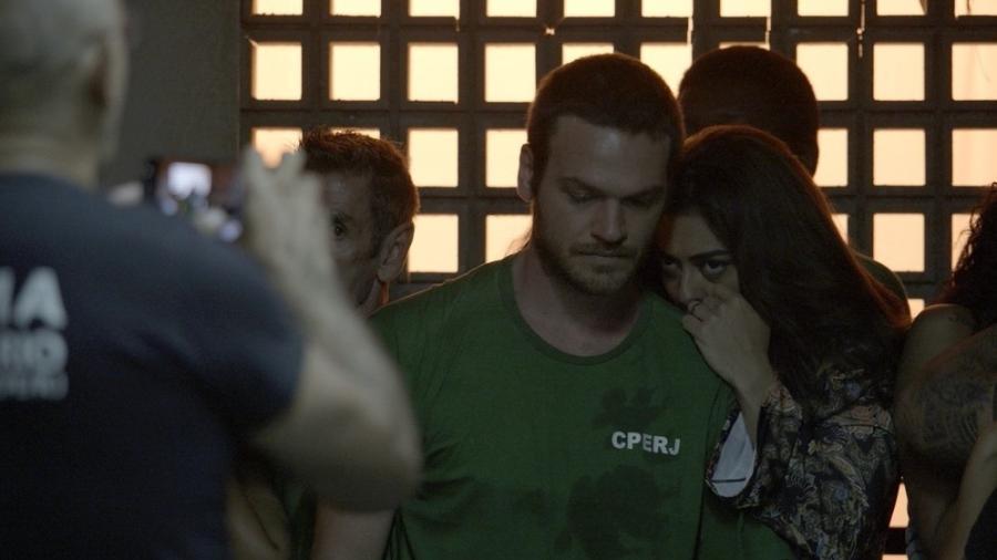 """Bibi é flagrada em momento íntimo com Rubinho em """"A Força do Querer"""" - Reprodução/A Força do Querer/Gshow"""