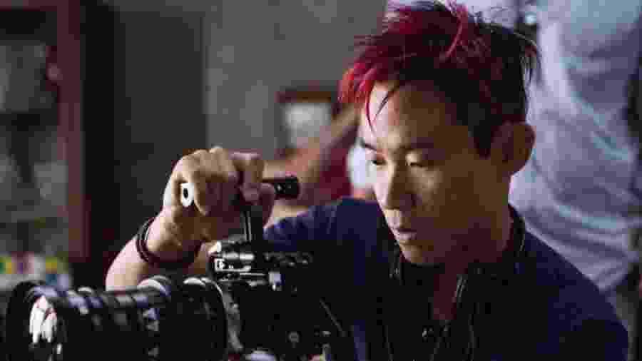 O diretor James Wan - Reprodução