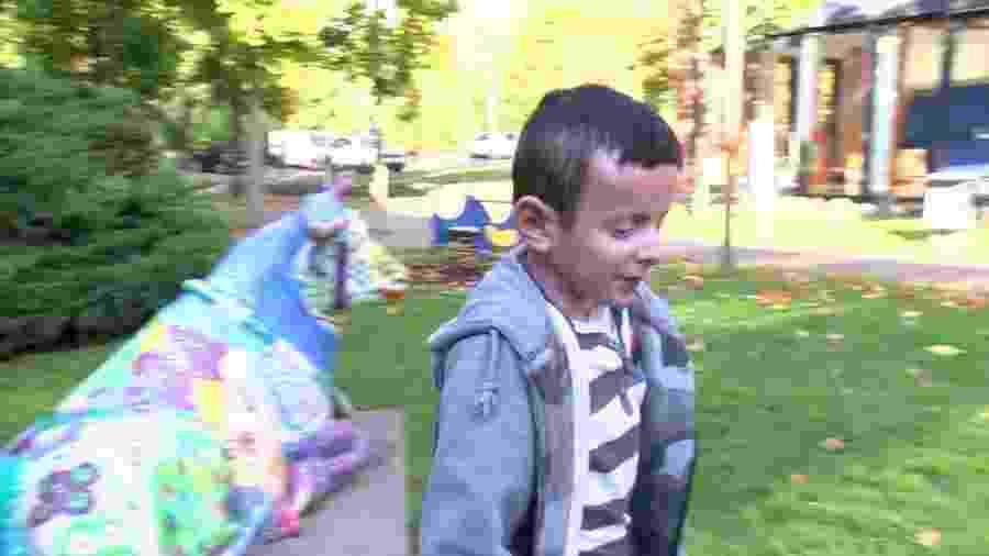 Hassan nasceu com doença rara na pele, mas hoje consegue viver normalmente após terapia genética - iStock