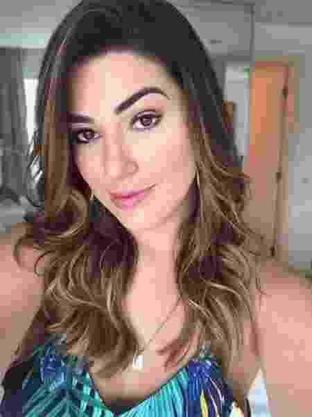 Vivian Amorim em foto recente do Instagram  - Reprodução/Instagram