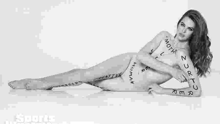 Revista Sports Illustrated faz tradicional ensaio sensual com tom de protesto - Reprodução/Instagram/si_swimsuit