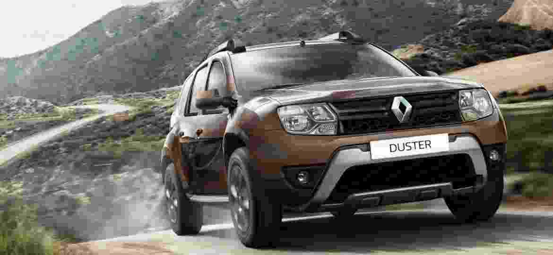 Entre as versões para PCD analisadas pela KBB, a do Renault Duster foi a que apresentou maior desvalorização - Divulgação