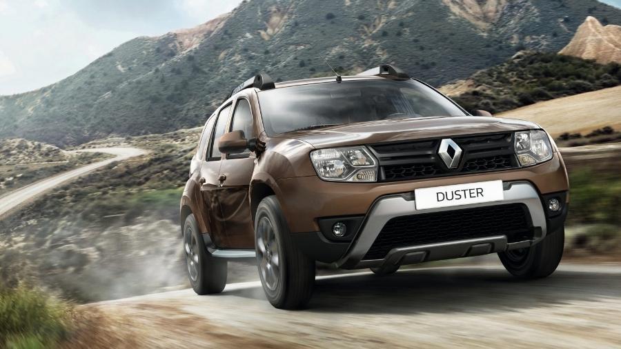 Duster é um dos SUVs compactos com maior consumo energético no Programa de Etiquetagem Veicular - Divulgação