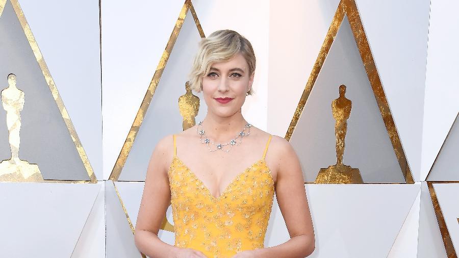 Greta Gerwig foi a quinta mulher a ser indicada ao Oscar de melhor direção - Getty Images