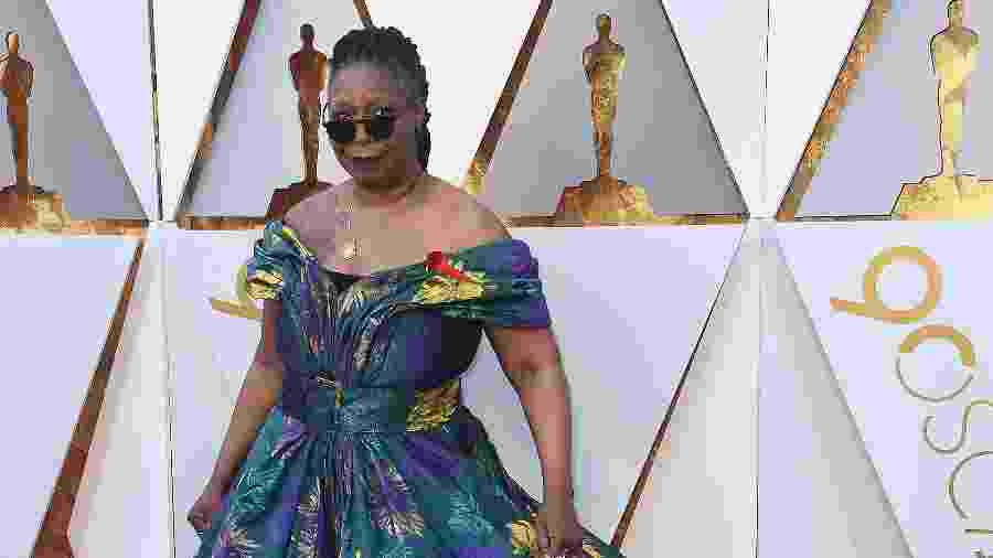 Whoopi Goldberg no Oscar 2018 - Getty Images