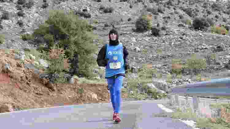 Flavio, ultramaratona, avc - Arquivo pessoal - Arquivo pessoal