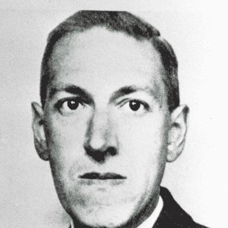 O escritor H. P. Lovecraft revolucionou a literatura de terror - Reprodução - Reprodução