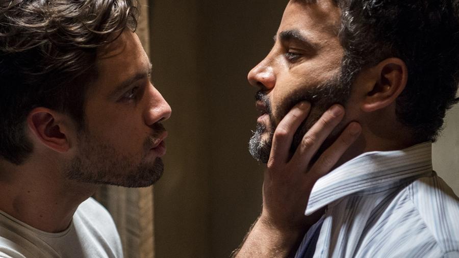 """Renato confronta Juvenal em """"O Outro Lado do Paraíso"""" - Reprodução/O Ooutro Lado do Paraíso/Gshow"""