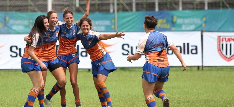 A equipe durante o campeonato nacional, em abril - Divulgação/USP