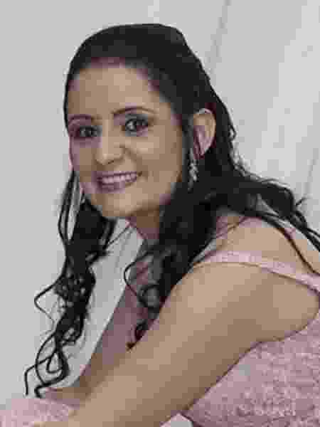 Adriana Ilek, 40 anos, pedagoga - Acervo pessoal - Acervo pessoal