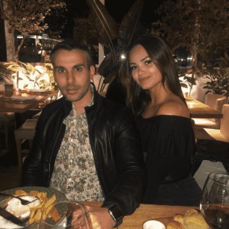 Mico Freitas com a enteada, Suzanna Freitas - Reprodução/Instagram