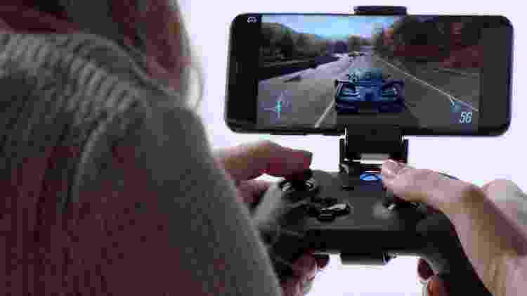 xcloud serviço streaming de jogos pela nuvem - Divulgação - Divulgação
