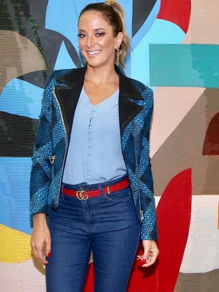 Ticiane Pinheiro grava novo reality show na Record baseado no formato Wife Swap - Manuel Scarpa/Brazil News