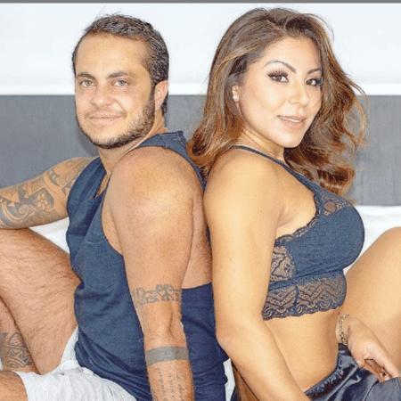 Thammy Miranda e Andressa Ferreira - Reprodução/Instagram