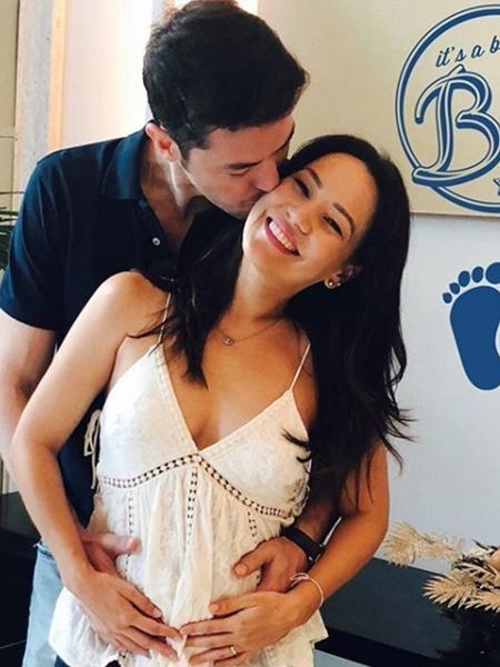 Geovanna Tominaga está grávida de um menino - Reprodução/Instagram