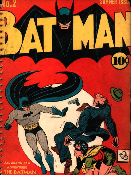 """Capa de """"Batman #2"""" - Reprodução"""