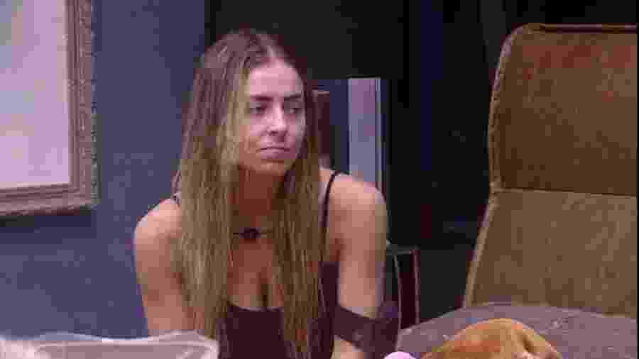 Paula conversa sobre a votação da semana - Reprodução/GloboPlay