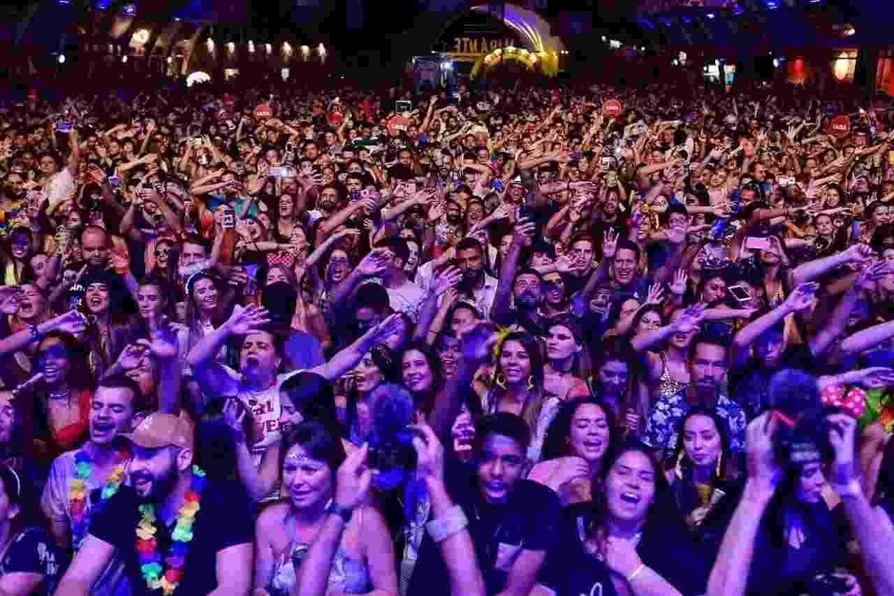 Carnaval do Mirante reúne Zé Neto e Cristiano e Jorge Ben Jor - Nereu JR./UOL