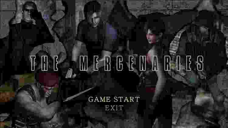 The Mercenaries - Reprodução - Reprodução