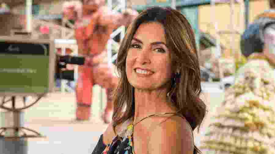 Fátima Bernardes, todos os dias, um programa diferente na Globo - João Cotta/TV Globo