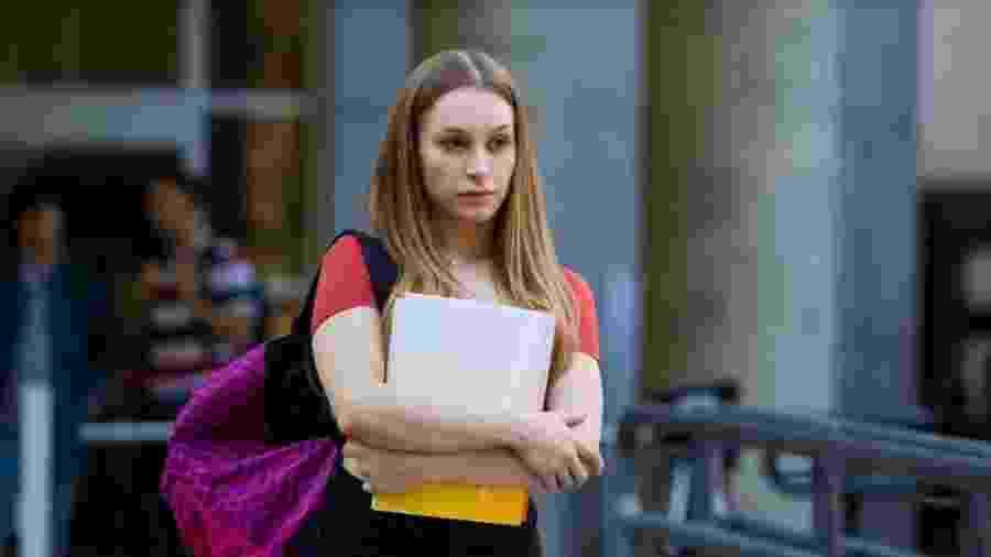 """Carla Diaz como Suzane Von Richthofen no filme """"A Menina Que Matou Os Pais"""" - Divulgação"""