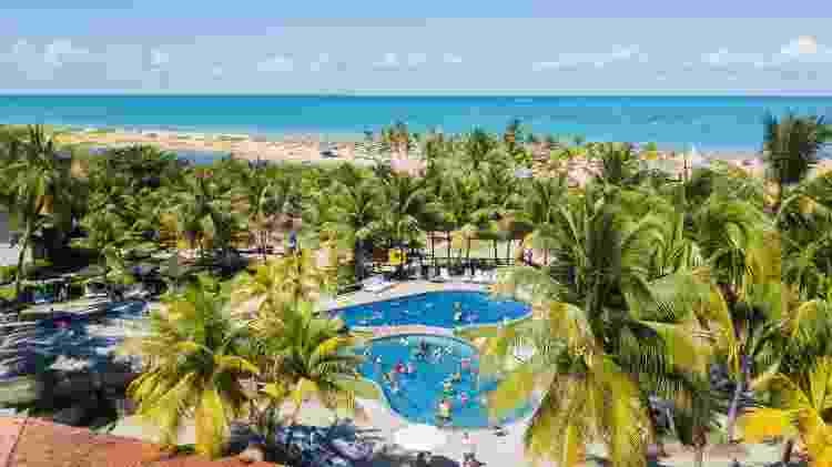 Pratagy Beach All Inclusive Resort (Alagoas) - Divulgação/Pratagy Beach All Inclusive Resort  - Divulgação/Pratagy Beach All Inclusive Resort