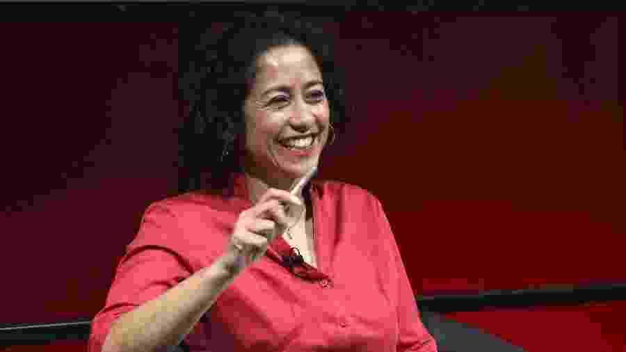 A apresentadora da BBC no Reino Unido, Samira Ahmed - Tabatha Fireman/Getty Images