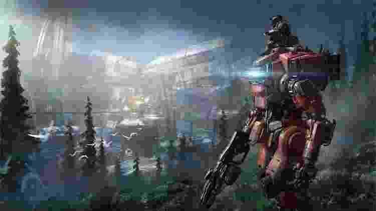 Titanfall 2 Artigo 4 - Reprodução - Reprodução