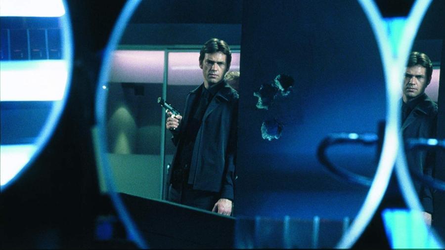 """Dougray Scott em cena de """"Missão Impossível 2"""" - Divulgação/IMDb"""