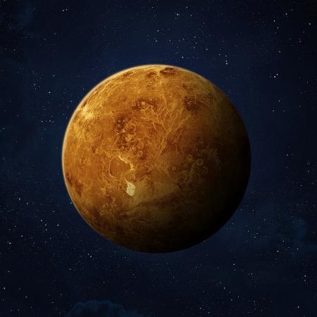 Vênus é o novo candidato a possível planeta que abriga vida - buradaki/Getty Images/iStockphoto