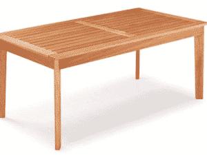 Mesa de madeira - Divulgação - Divulgação