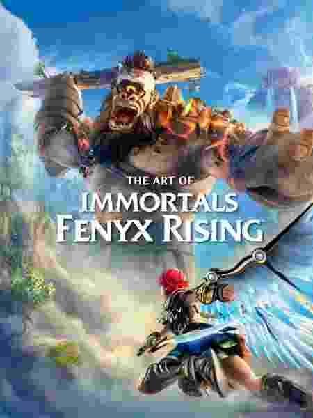 Immortals Fenyx Rising imagem de capa - Reprodução - Reprodução