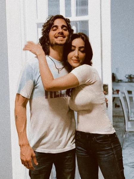 Tainá Galvão e Fiuk - Reprodução/Instagram