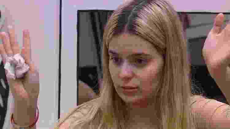 BBB 21: Viih Tube critica Carla Diaz - Reprodução/Globoplay - Reprodução/Globoplay