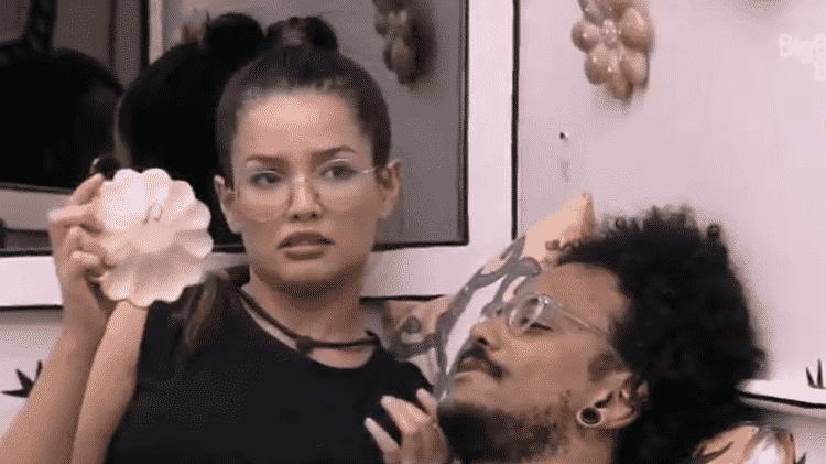 BBB 21: Juliette leva punição após mexer em decoração do quarto - Reprodução/ Globoplay - Reprodução/ Globoplay