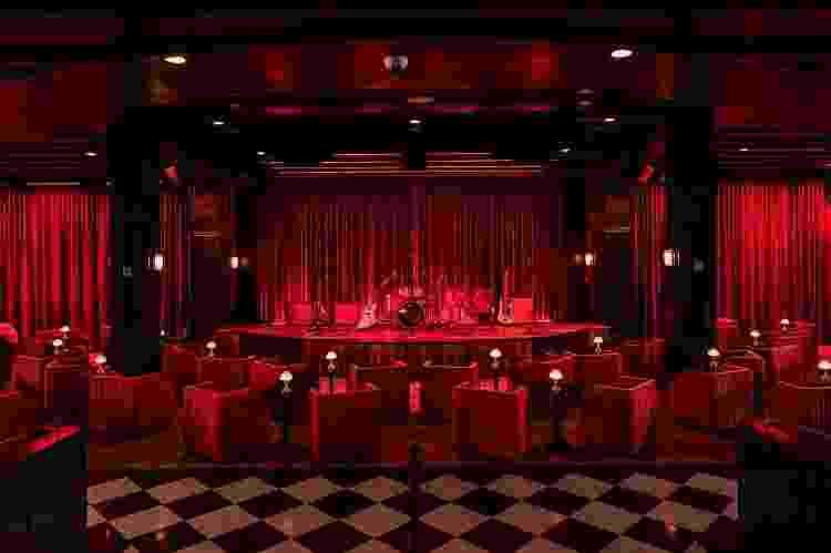 Bar e restaurante Justin Timberlake em Nashville (5) - Reprodução/Architectural Digest - Reprodução/Architectural Digest