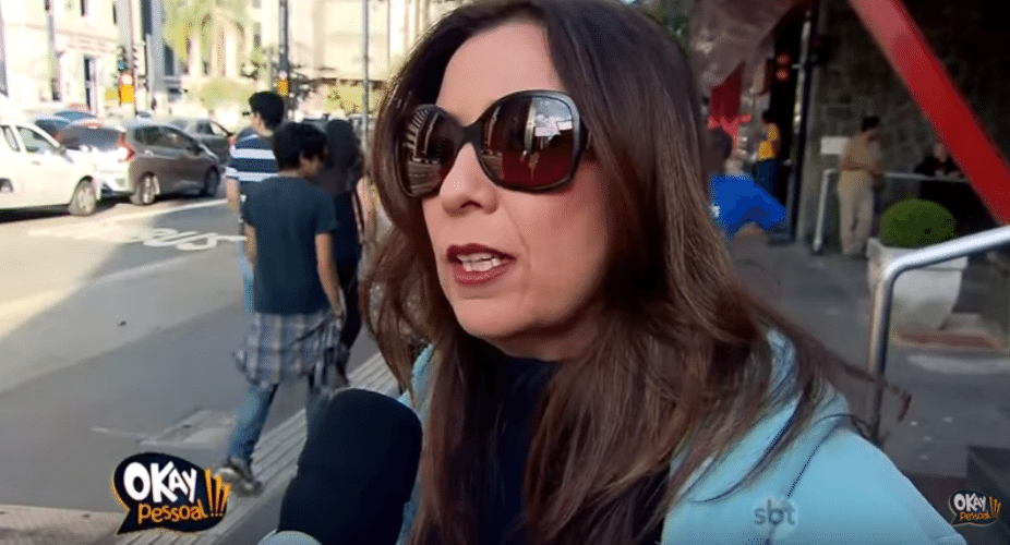 16.set.2015 - A apresentadora desbocada do Maranhão que fala sobre sexo