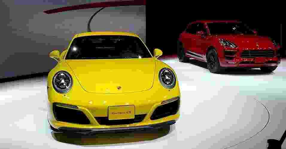 Porsche Carrera 4S - Eugênio Augusto Brito/UOL