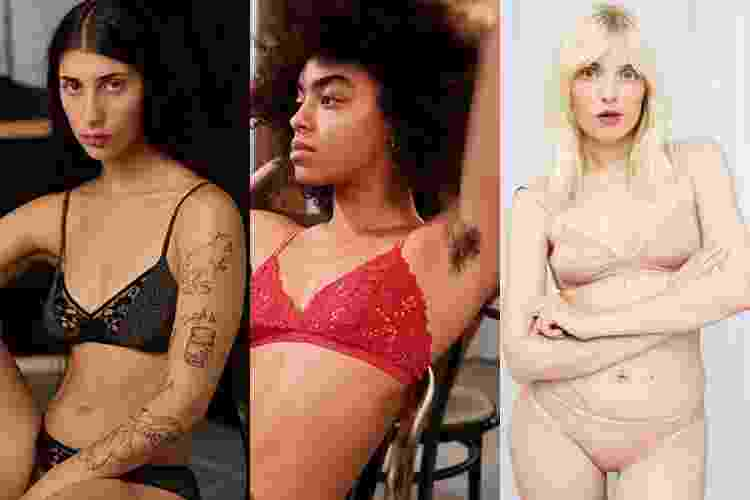 & Other Stories usa mulheres reais em campanha - Divulgação