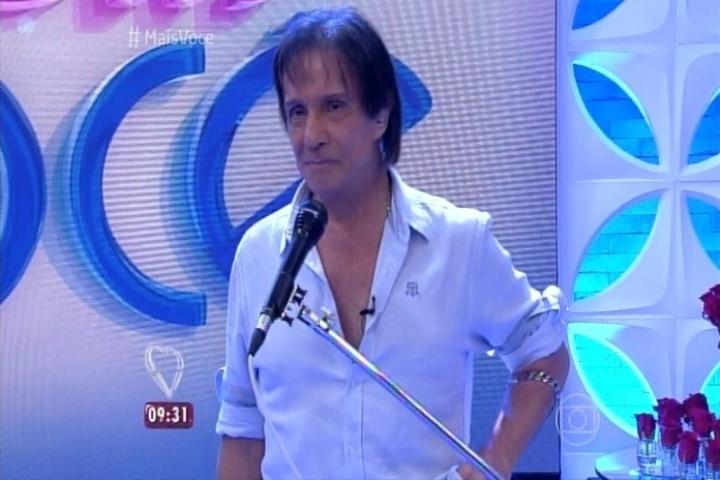 Roberto Carlos no