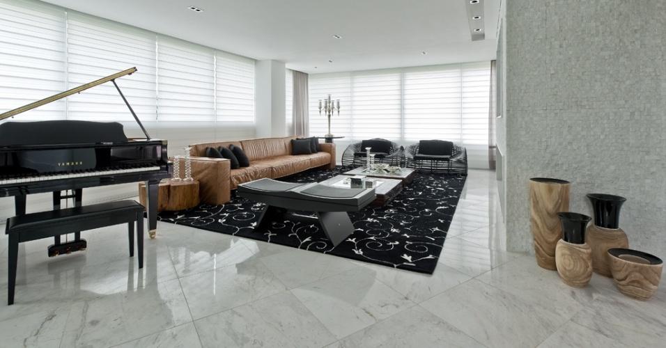 Decora o ideias para salas de estar bol fotos bol fotos for Sala de estar segundo piso