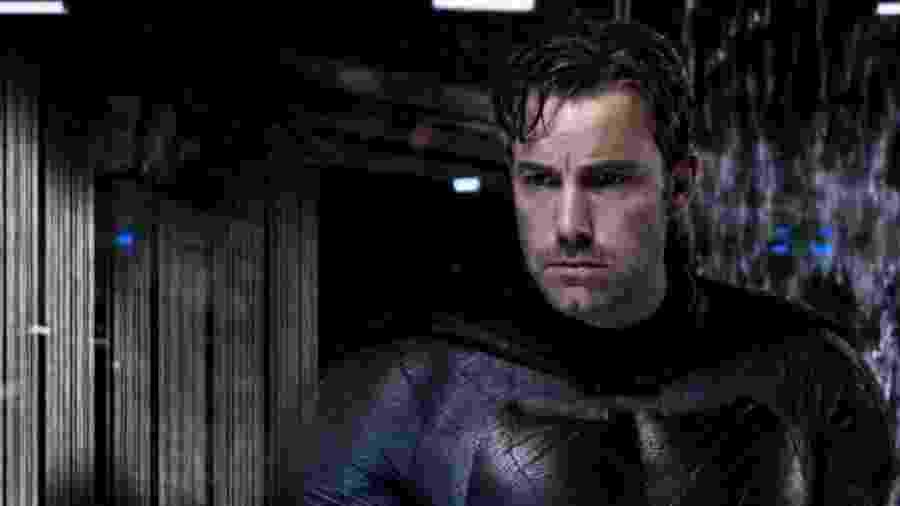 """BEN AFFLECK (""""Batman vs. Superman: A Origem da Justiça"""", 2016) - Reprodução"""