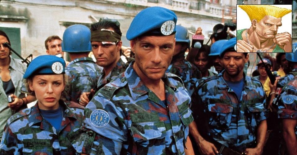 Jean-Claude Van Damme - Guile