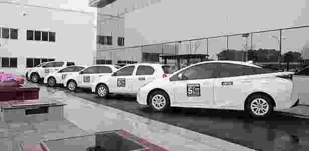 Carros da Toyota vão rodar por mais de 20 mil quilômetros em toda a América Latina - Divulgação - Divulgação